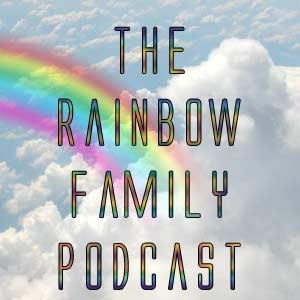 Imagem de 'The Rainbow Family Podcast'