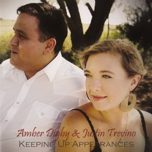Image for 'Amber Digby & Justin Trevino'