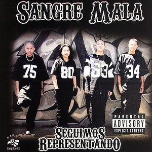 Image for 'Sangre Mala'