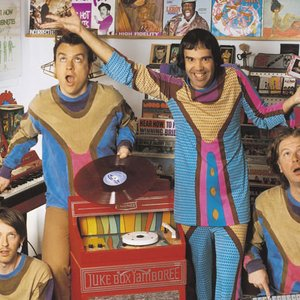 Image for 'The Evaporators'