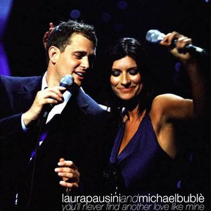 Image for 'Michael Buble & Laura Pausini'