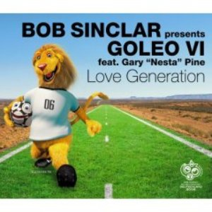 Image for 'Bob Sinclar Presents Goleo'