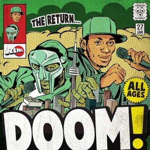 Image for 'MF Doom & Mos Def'