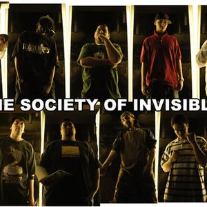 Image for 'The Society of Invisibles'