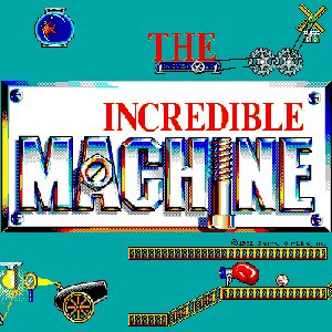Image for 'The Incredible Machine'