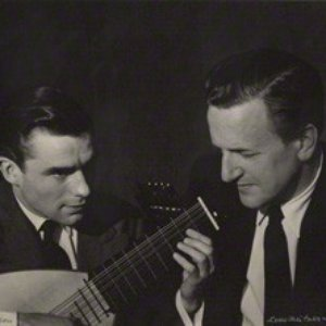 Image for 'Julian Bream & Sir Peter Pears'