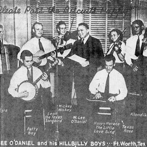 Image for 'W. Lee O'Daniel & His Hillbilly Boys'