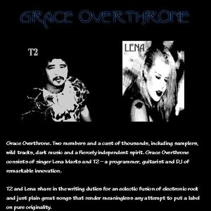 Image for 'Grace Overthrone'