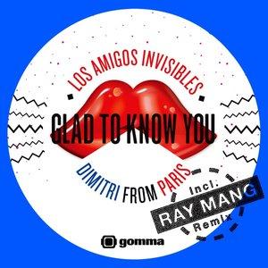 Image for 'Los Amigos Invisibles & Dimitri From Paris'