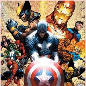 Image for 'Marvel.com'