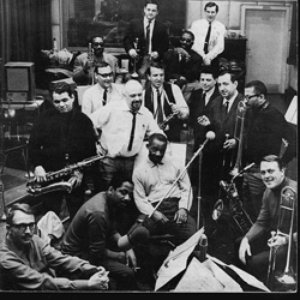 Image for 'Clarke-Boland Big Band'