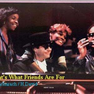 Image for 'Dionne Warwick, Elton John, Gladys Knight & Stevie Wonder'