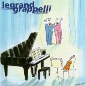 Image for 'Stephane Grappelli & Michel Legrand'
