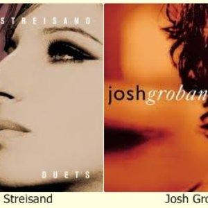 Image for 'Barbra Streisand & Josh Groban'