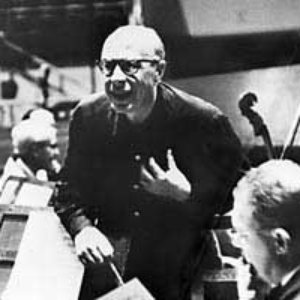 Image for 'Concertgebouw Orchestra of Amsterdam, conducted by George Szell'