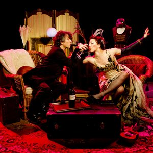Image for 'Neil Gaiman & Amanda Palmer'