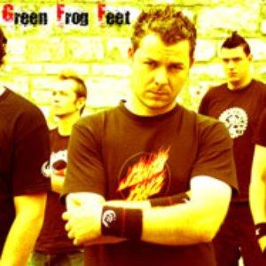 Bild för 'Green Frog Feet'