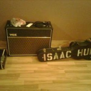 Image for 'Isaac Hurt'
