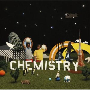 Image for 'CHEMISTRY SUPPORTED BY MONKEY MAJIK'
