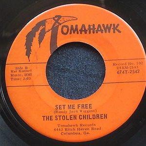 Imagem de 'The Stolen Children'
