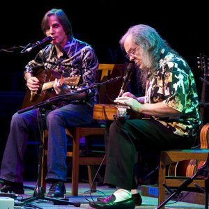 Image for 'Jackson Browne & David Lindley'