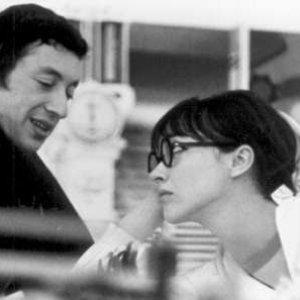 Imagem de 'Serge Gainsbourg, Anna Karina'