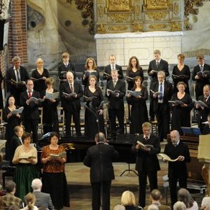 Image for 'The Stockholm Cathedral Choir'