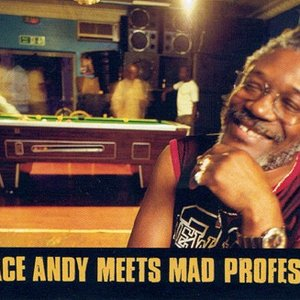 Image for 'Horace Andy Meets Mad Professor'