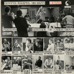 Image for 'Gunter Hampel Big Band'