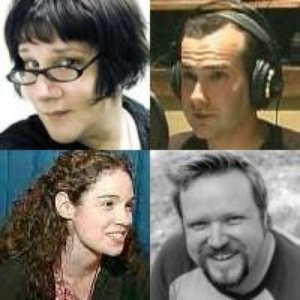 Image for 'Rachael Lillis, Eric Stuart, Adam Blaustein & Ted Lewis'