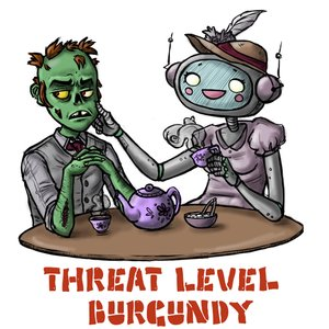 Image for 'Threat Level Burgundy'