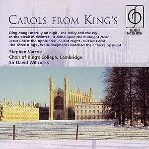 Image pour 'Choir Of Kings College, Cambridge with Sir David Willcocks'