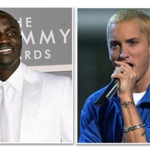 Image for 'Akon (featuring Eminem)'