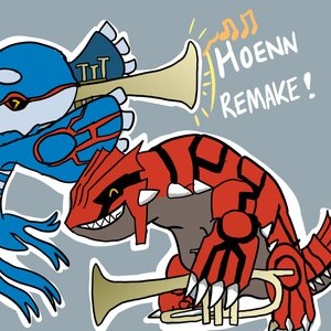Image for 'Pokemon Ruby & Sapphire'