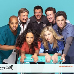 Image for 'Scrubs Season 4'