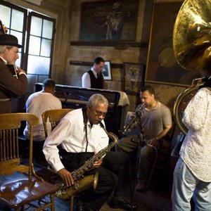 Image pour 'Preservation Hall Jazz Band & Buddy Miller'
