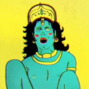 Image for 'krishna has an Orgasm'