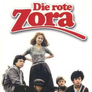 Image for 'Die rote Zora'