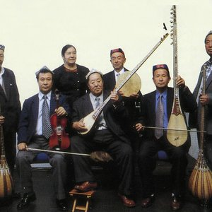 Image for 'The Uyghur Musicians From Xinjiang'