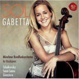 Image for 'Sol Gabetta; Ari Raslainen: Munich Radio Orchestra'