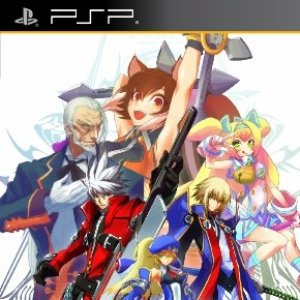 Image for 'Blazblue: Continuum Shift II'