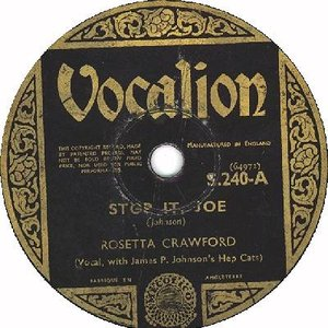 Image for 'Rosetta Crawford'