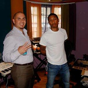 Image for 'Pitbull feat. Pharrell'