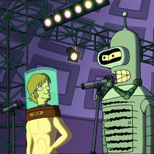 Image for 'Bender feat. beck'
