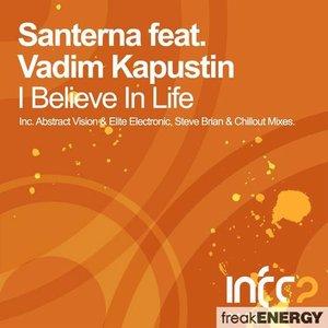 Immagine per 'Santerna feat. Vadim Kapustin'