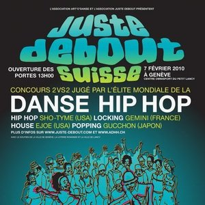 Image for 'Juste Debout'