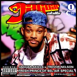 Immagine per 'Jaguar Skills vs Jazzy Jeff & The Fresh Prince'