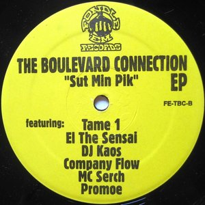 Image for 'The Boulevard Connection'