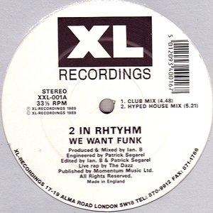 Image for '2 In Rhythm'