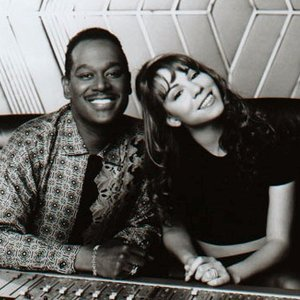 Image for 'Luther Vandross duet with Mariah Carey'